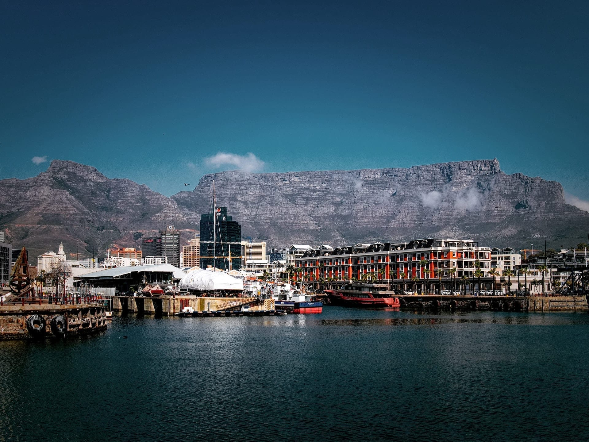 Waterfront, Cape Town, South Africa