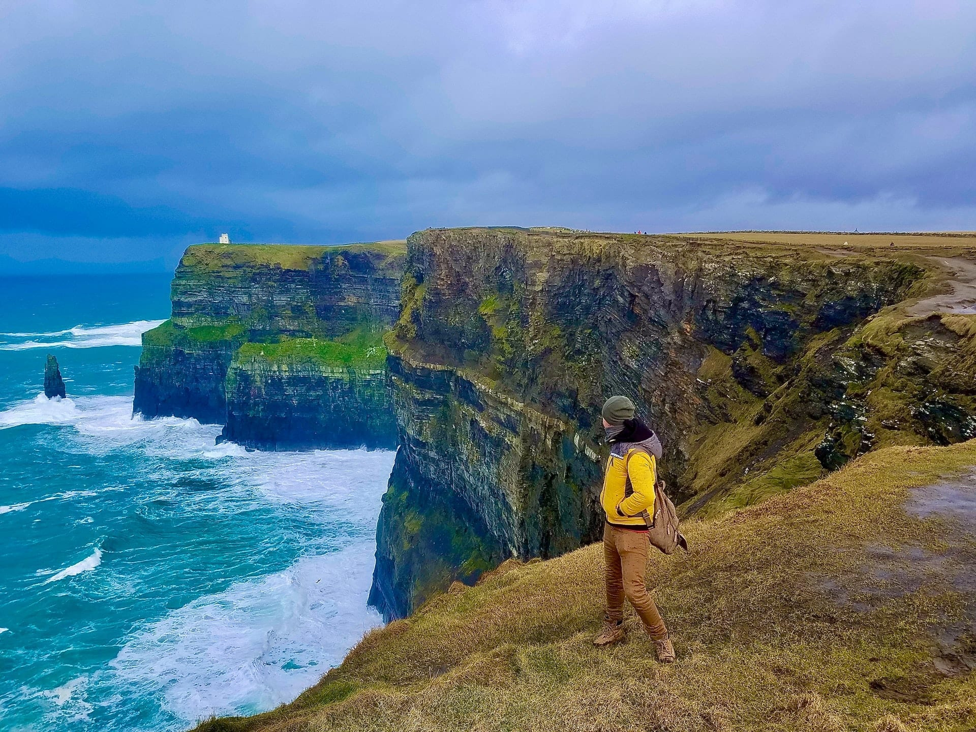 Cliffs of Moher Nature