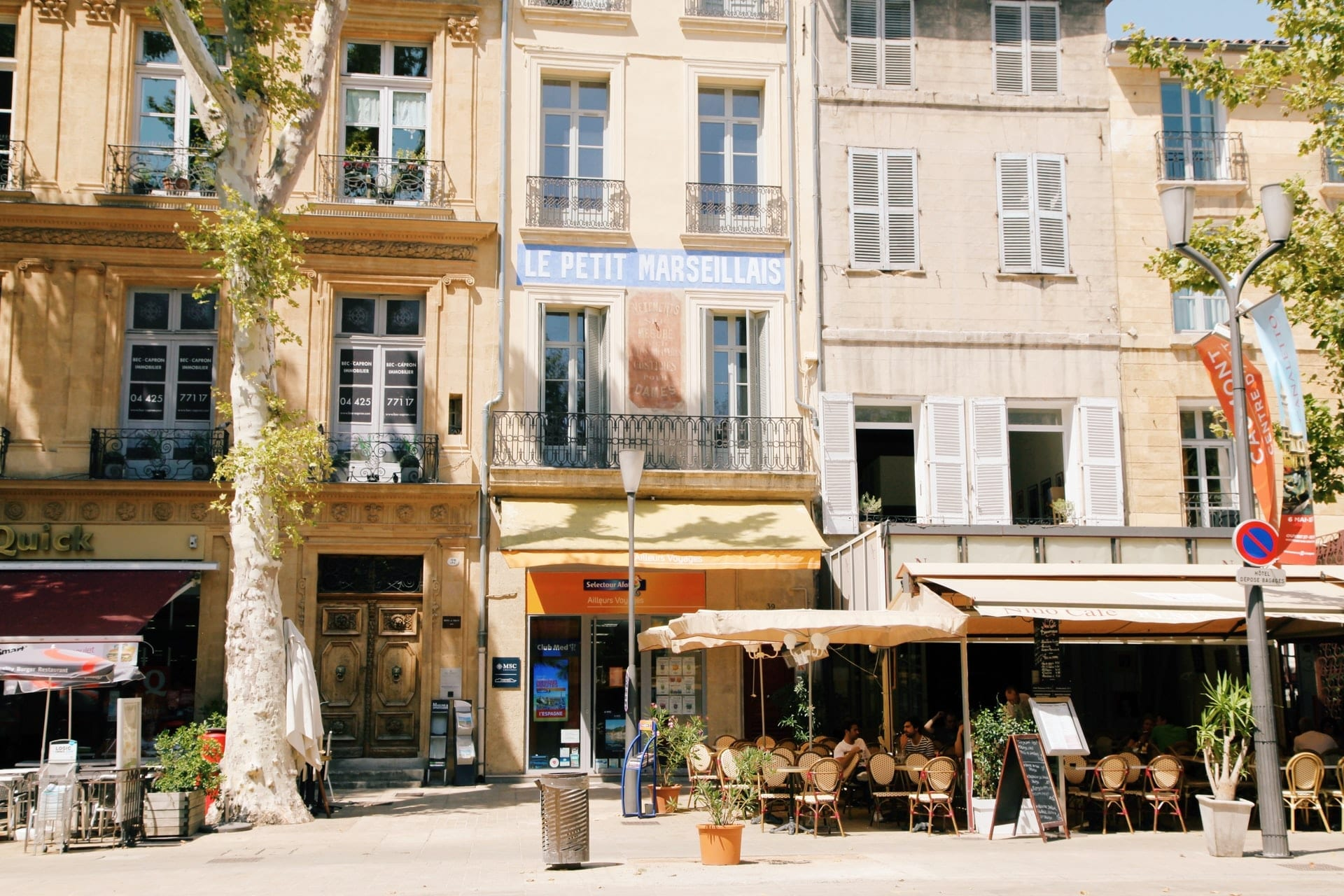 Cuisine in Provence