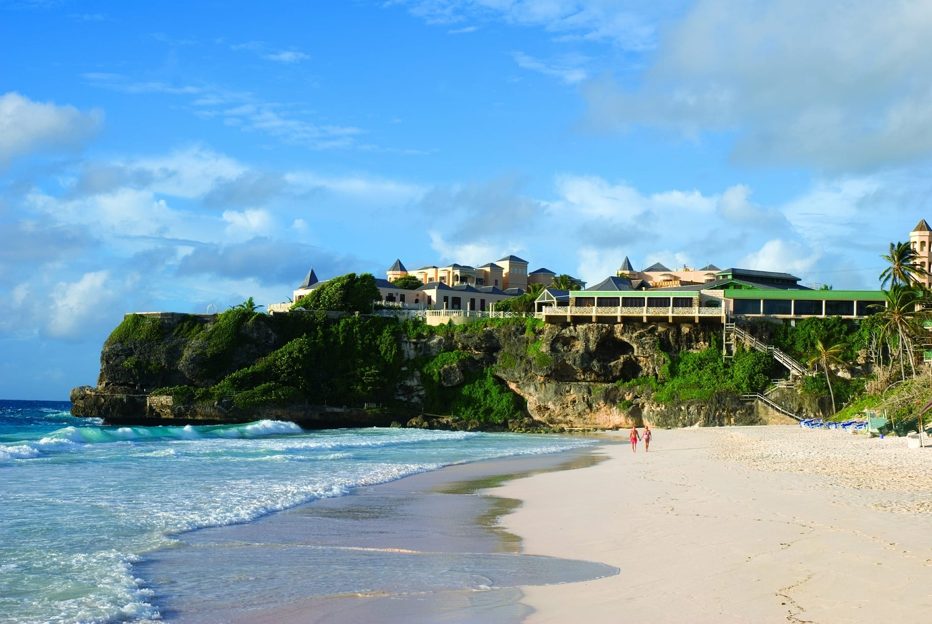 Barbados, Luxury Hotels