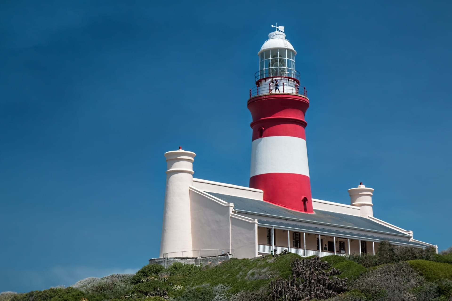 Cape Agulhas Lighthouse