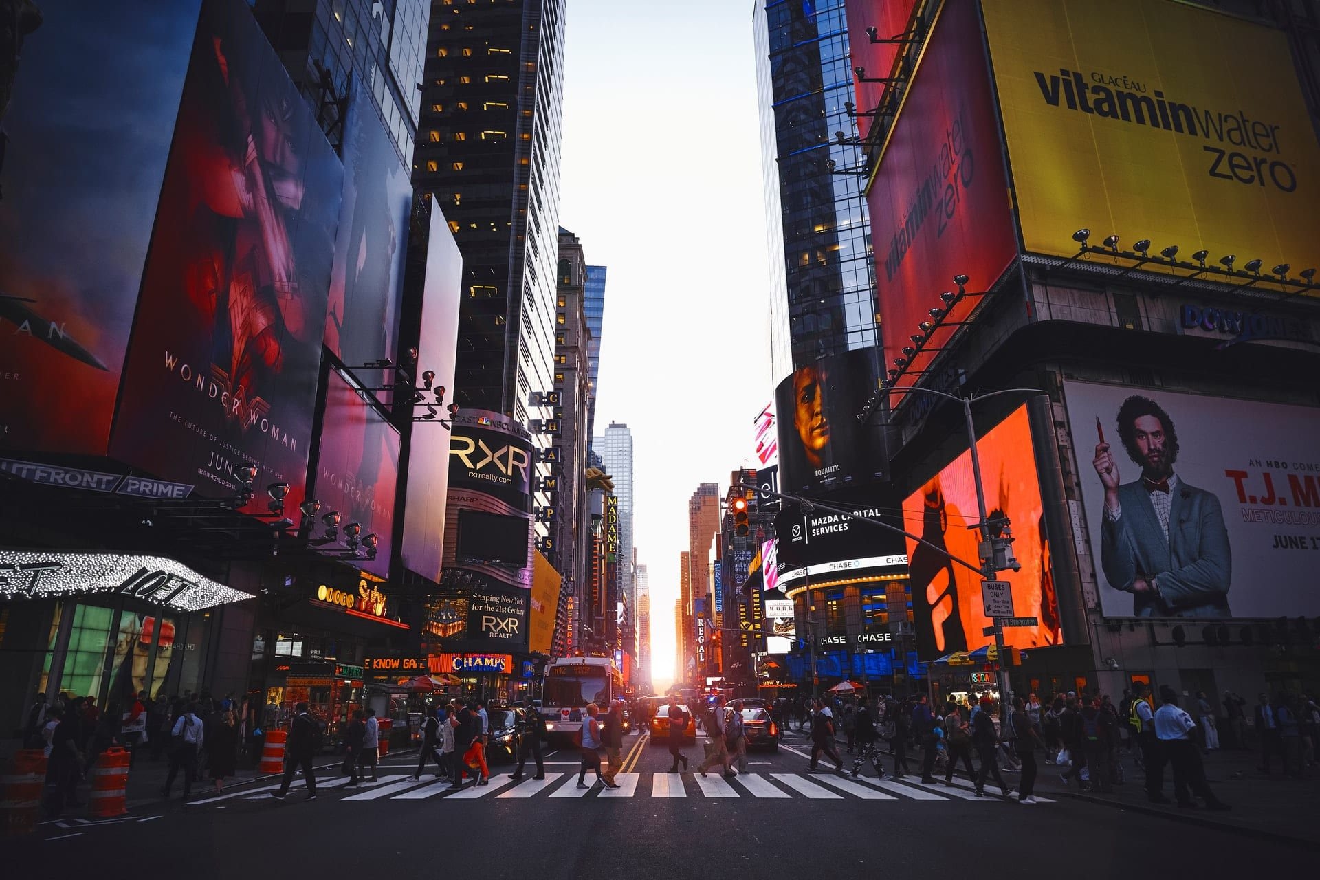 Times Square, New York, United States